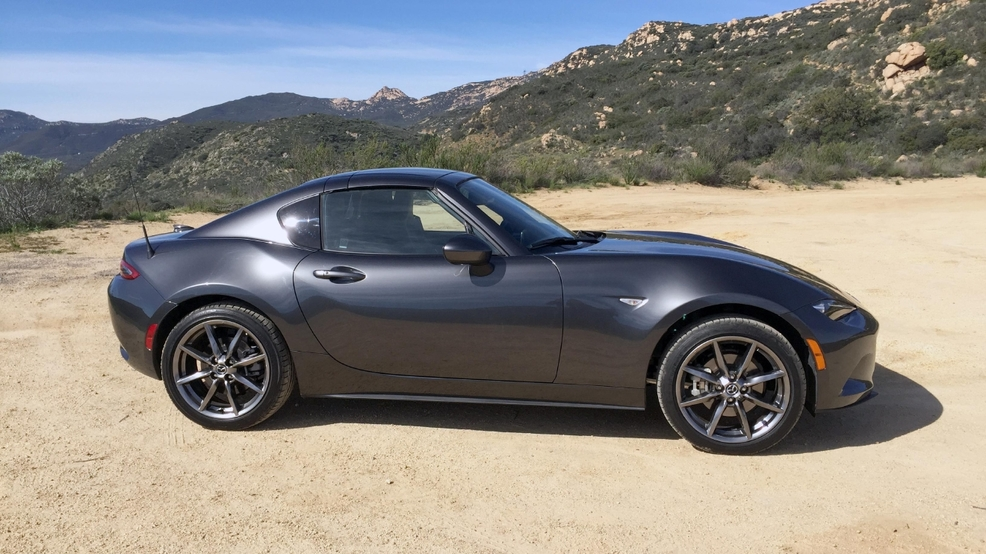 2017 Mazda MX 5: A $30K Price Tag With An $80K Driving Experience [First  Look] | WHAM