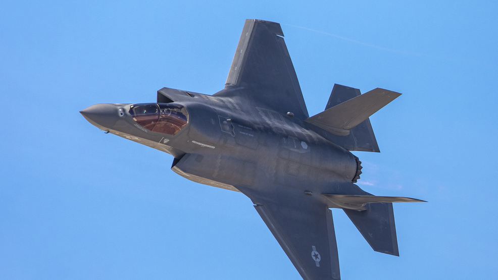 fleet of f 35 military jets grounded after south carolina crash wciv