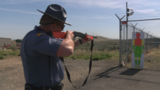 WA State Troopers carry bean bag shotguns to prevent suicides by cop