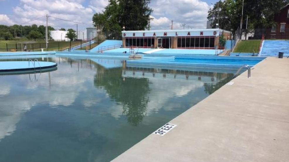 Dreamland Pool In Kenova Opens Saturday Wchs