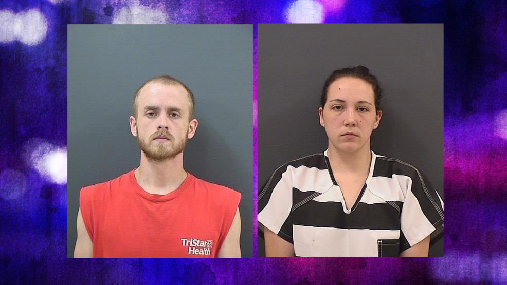 Sevier Co  couple arrested, charged in death of 2-year-old