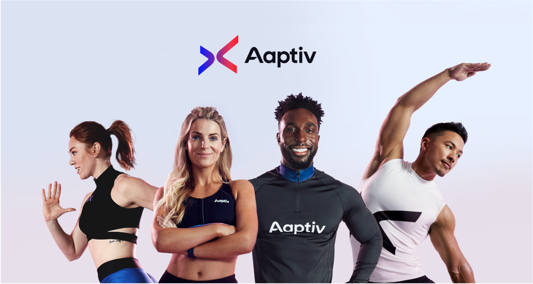 With specific cues and top trainers, Aaptiv ensures members know exactly what they are doing in workouts, even without a video to following along with. (Image: Courtesy Aaptiv)