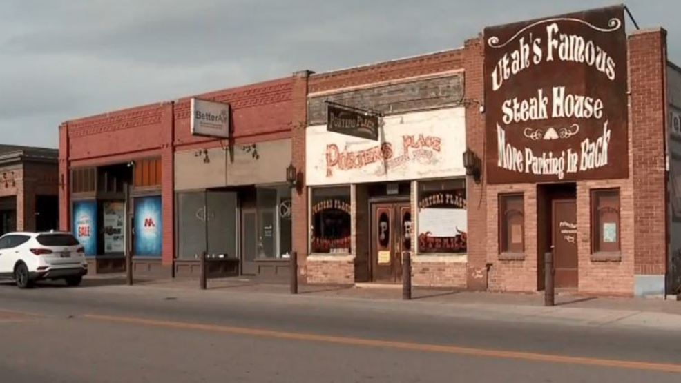 Porter S Place Is Closing Its Doors In Lehi And Reopening March On Main Street Eureka Utah Photo Kutv