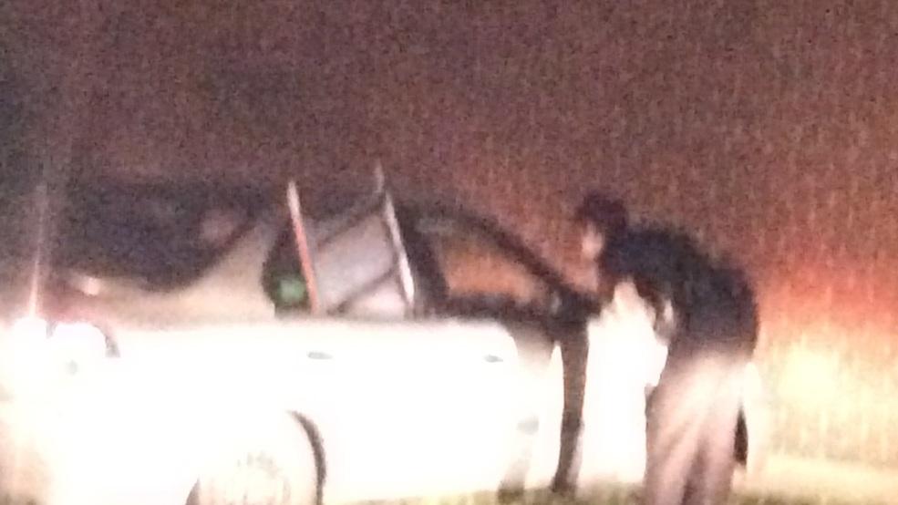 Man Crashes Car Into Building Kentucky