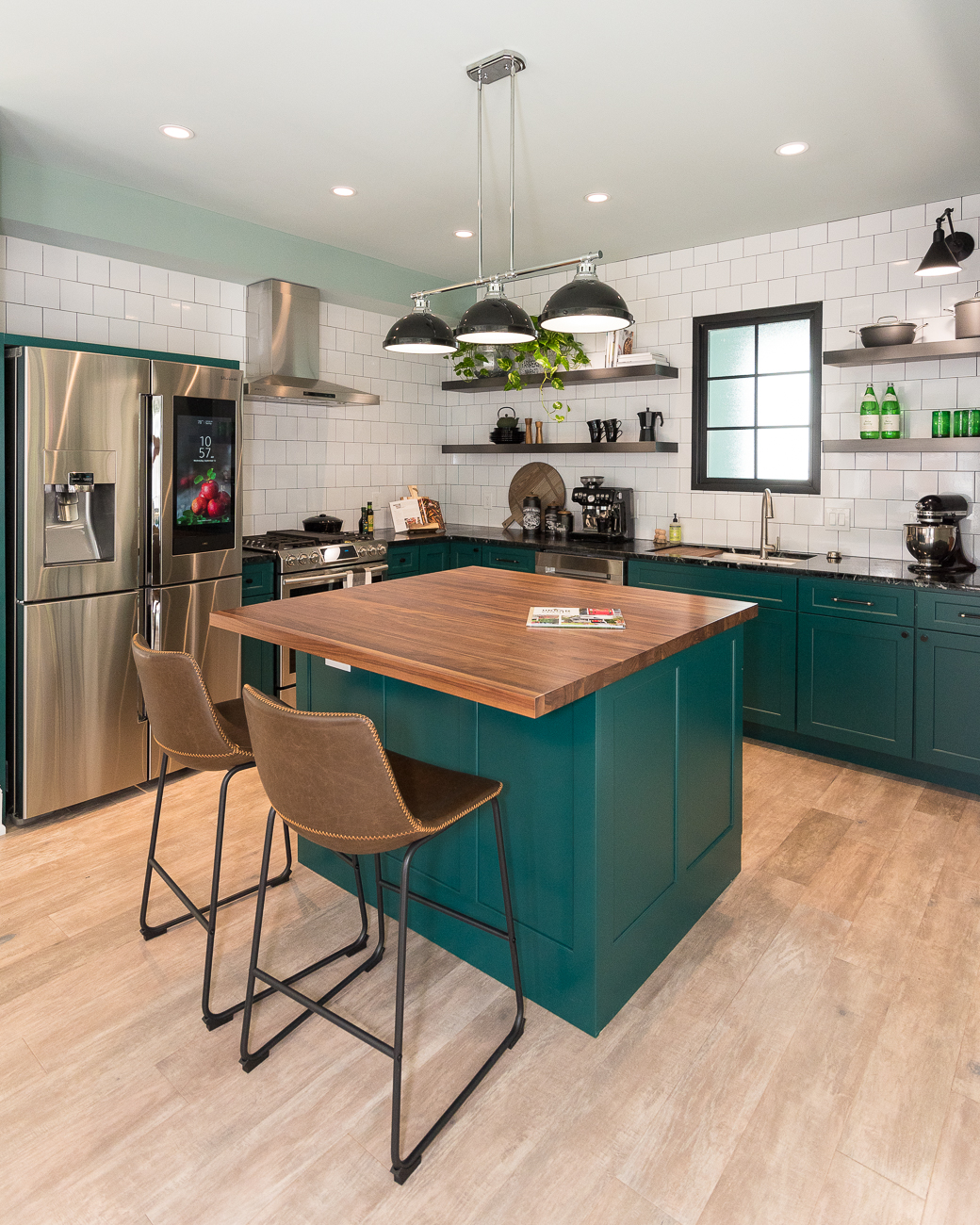 THE 2018 URBAN OASIS HOUSE (Oakley): HGTV renovated an old home in Oakley into an absolute stunner this past year as part of its 2018 Urban Oasis sweepstakes. While the specific history of the home doesn't involve the likes of 19th century wealthy Cincinnatians, it includes some of the boldest paint jobs and most exquisite furnishings we've seen. It's currently awaiting the announcement of its future owner!/ Image: Phil Armstrong, Cincinnati Refined // Published: 11.7.18