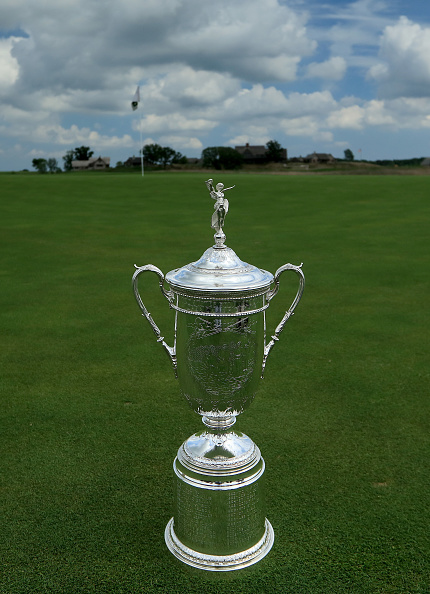 The 117th U.S. Open tees off June 15th.
