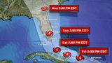 Hurricane Watch issued for Palm Beach County due to Hurricane Irma