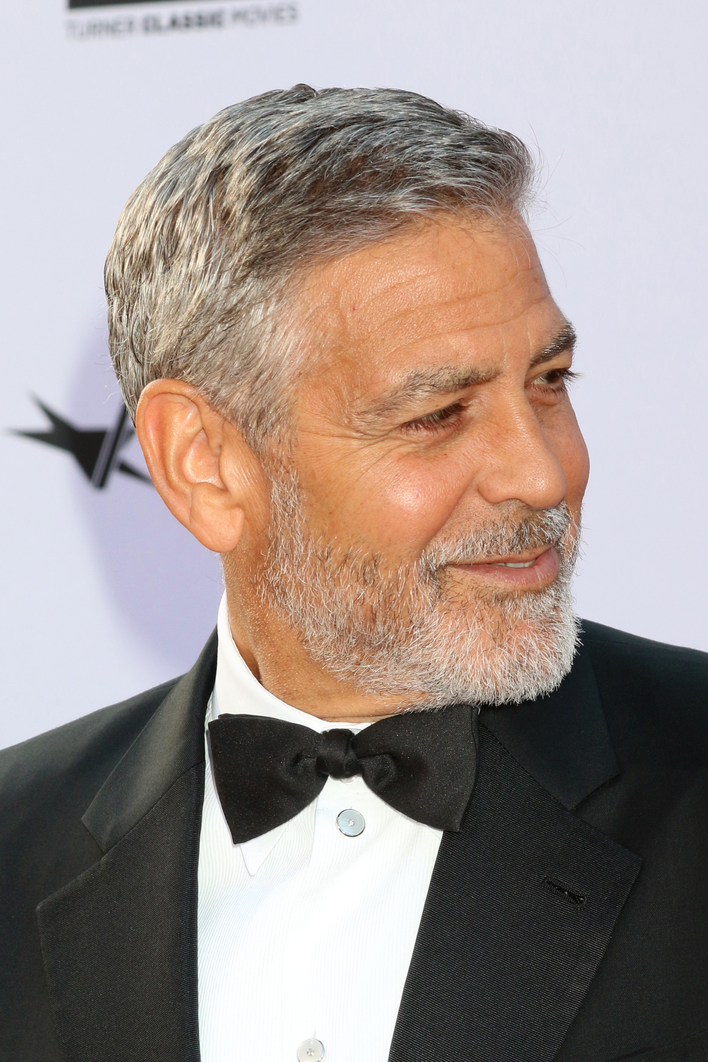 George Clooney at the 46th AFI Life Achievement Awards in Los Angeles, California on June 8, 2018. (Nicky Nelson/WENN.com)
