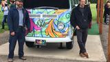 Look no further for eternal peace: VW van to hold 100 urns