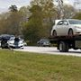 Six-car wreck reported on I-95 in Florence County