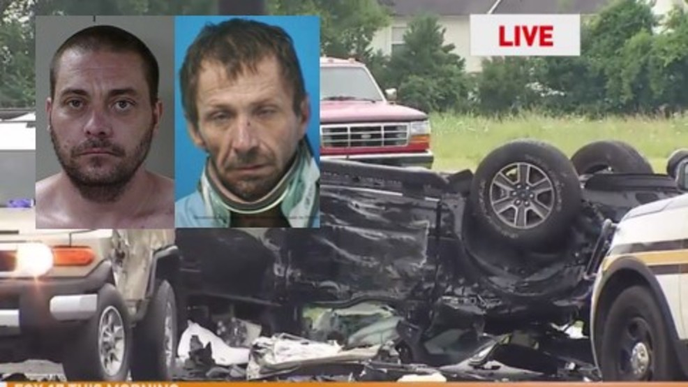 More information released in Rutherford County chase, crash