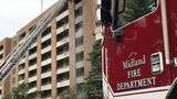 Fire damages Midland senior apartment high-rise