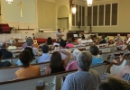 'Vigil for Peace' held at East Greenwich church