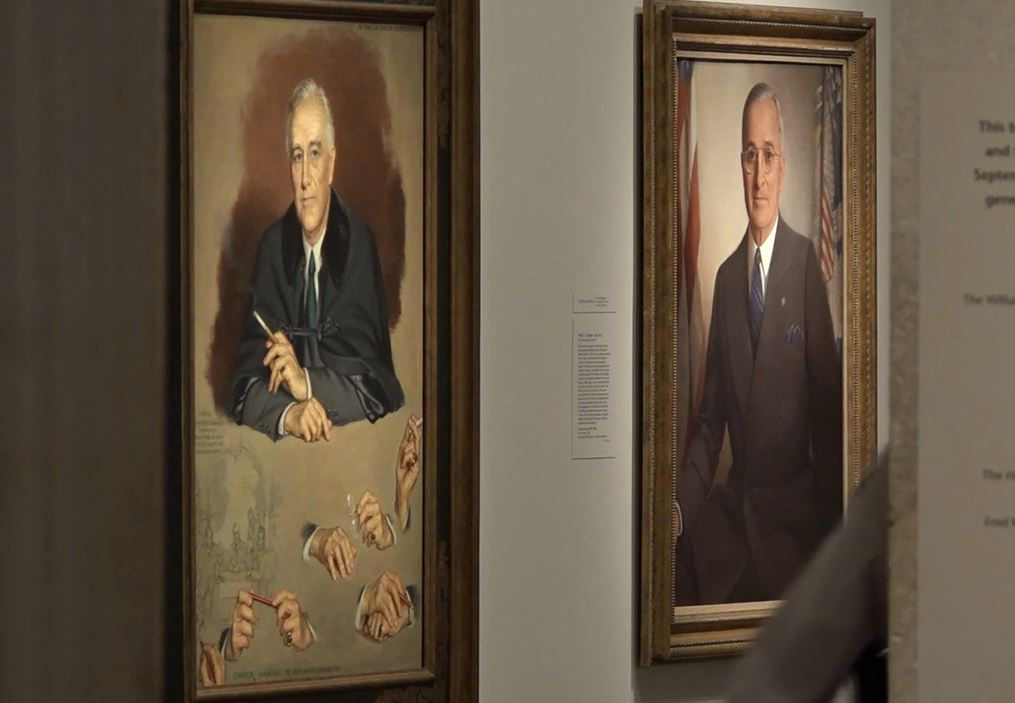 National Portrait Gallery (ABC7)