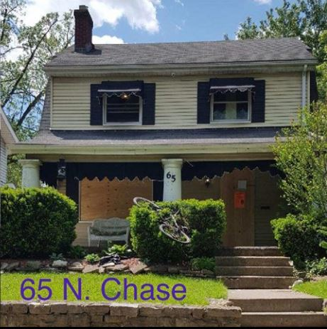 The City Attorney's office filed three motions for a temporary restraining orders to board up 65 North Chase Avenue, 437 South Warren Avenue and 589 South Warren Avenue. (Columbus Division of Police)<p></p>