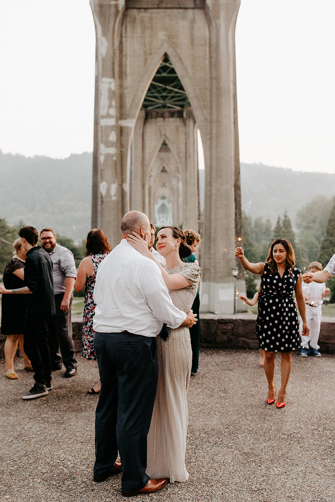 Next up, the story of Ali & Adam - living and loving life as an engaged couple in Portland (Image: Alexandra Celia / Seattle Refined).