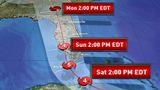 Hurricane strengthens back to Category 5