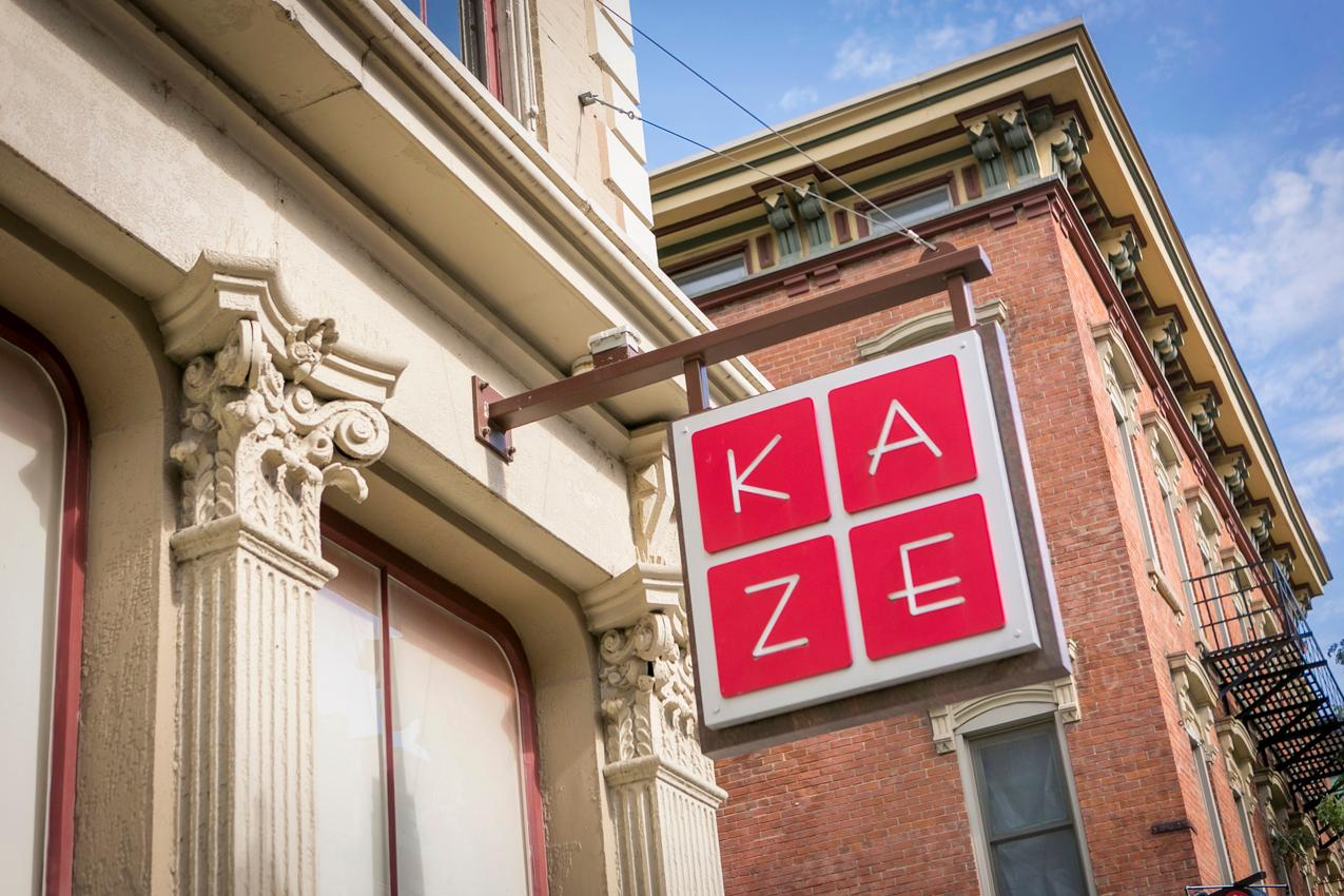 The Lindner Center of Hope (LCOH) held its annual fundraiser/employee party at Kaze in Over-the-Rhine on Sunday, August 5. LCOH is a comprehensive mental health facility located in Mason. / Image: Mike Bresnen Photography // Published: 8.6.17