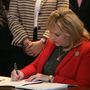 Governor Fallin signs revenue package funding teacher pay raises
