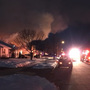 Firefighter injured battling house fire in Little Chute