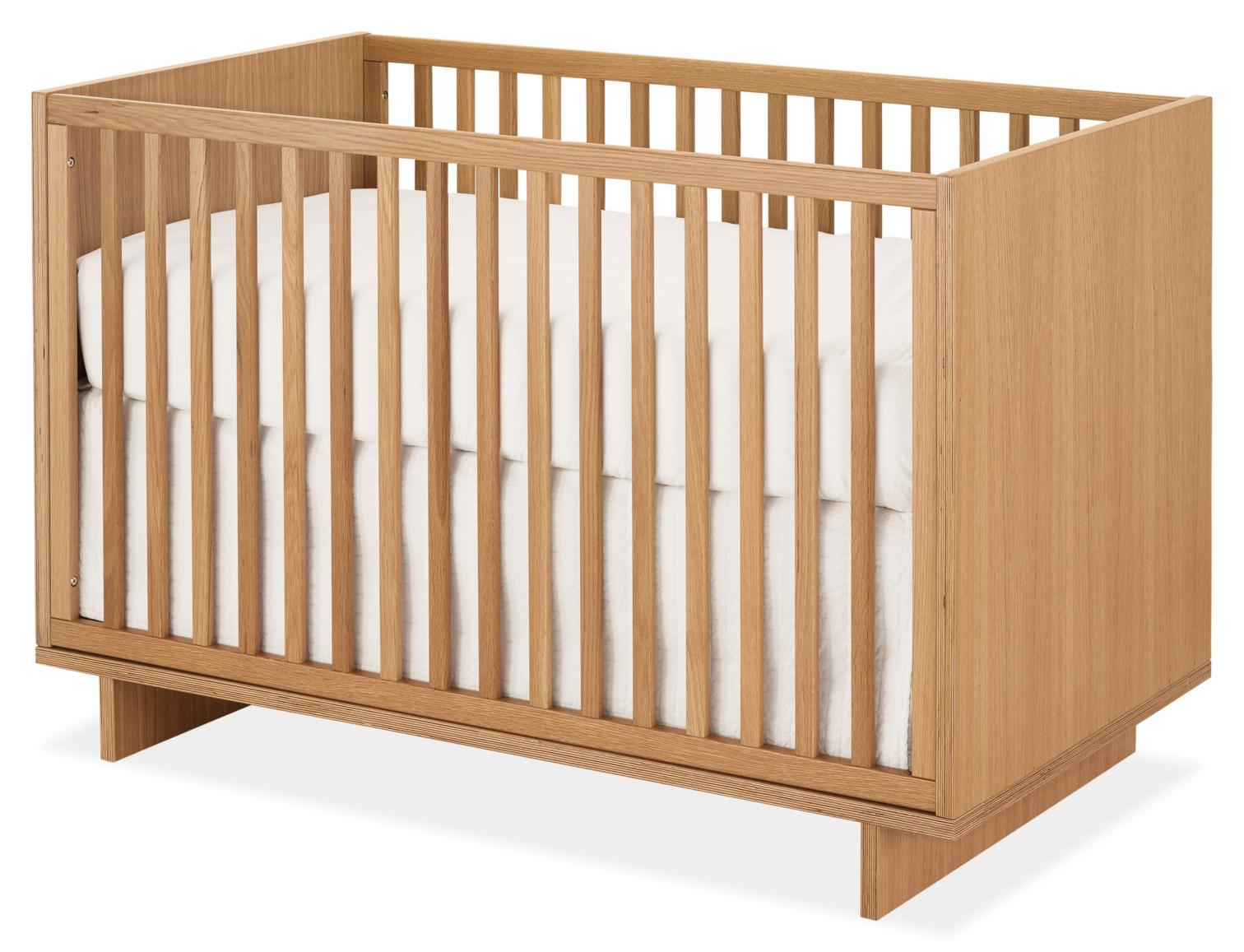 Who said kid's stuff can't be cool? This crib normally retails for $799{ } (Image courtesy of Room & Board)