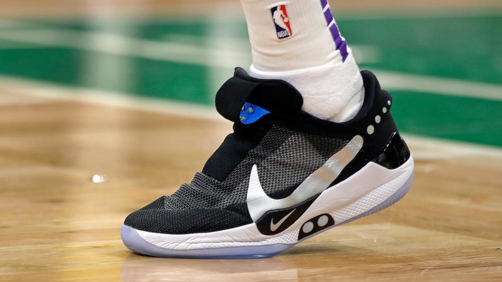 baa3b7f0016 Future is now  Nike s next self-lacing shoe hitting shelves