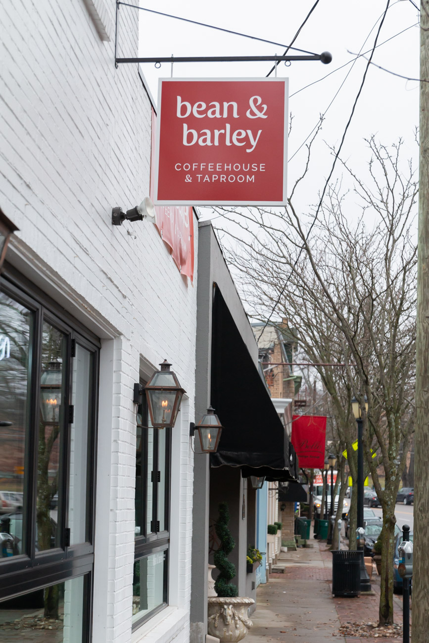 The concept behind Bean & Barley was to combine two things Cincinnatians love: coffee and beer. Andy Lallathin, together with the owners of Columbus establishments The Ohio Taproom and Grandview Grind, opened the neighborhood gathering spot in a renovated building in O'Bryonville in January 2019. The coffeehouse and taproom is dog friendly and features an indoor coffee and beer bar as well as two patios and a lower-level seating area. ADDRESS: 2005 Madison Road (45208) / Image: Elizabeth Lowry // Published: 1.30.20