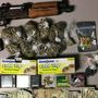 Springfield police seize drugs, over $3,200 at Springfield residence