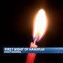 Chattanoogans celebrate the beginning of Hannukah Monday