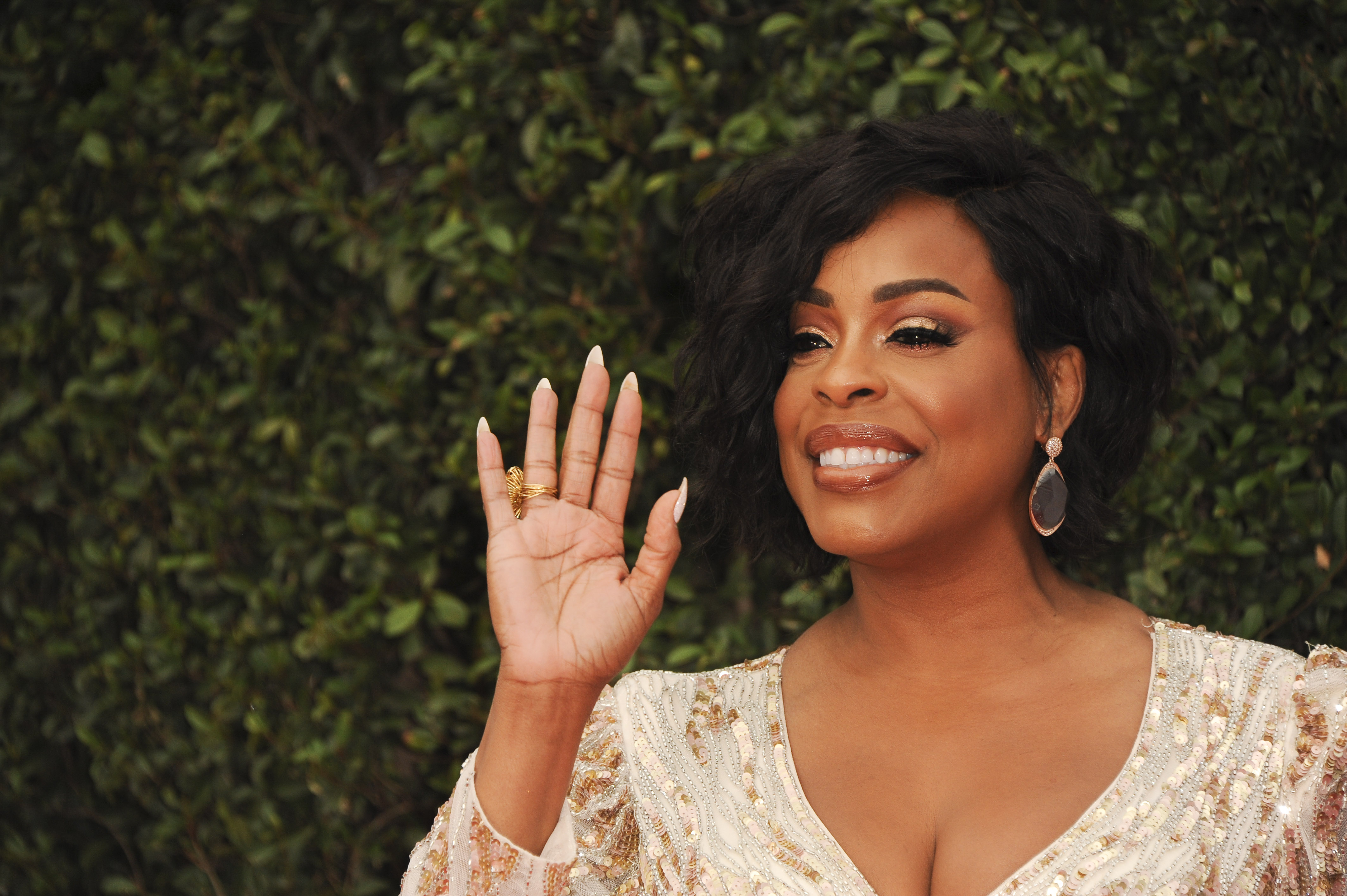 The 49th NAACP Image Awards arrivals  Featuring: Niecy Nash Where: Los Angeles, California, United States When: 16 Jan 2018 Credit: Apega/WENN.com