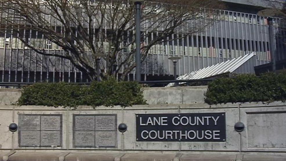 Lane county courthouse wedding