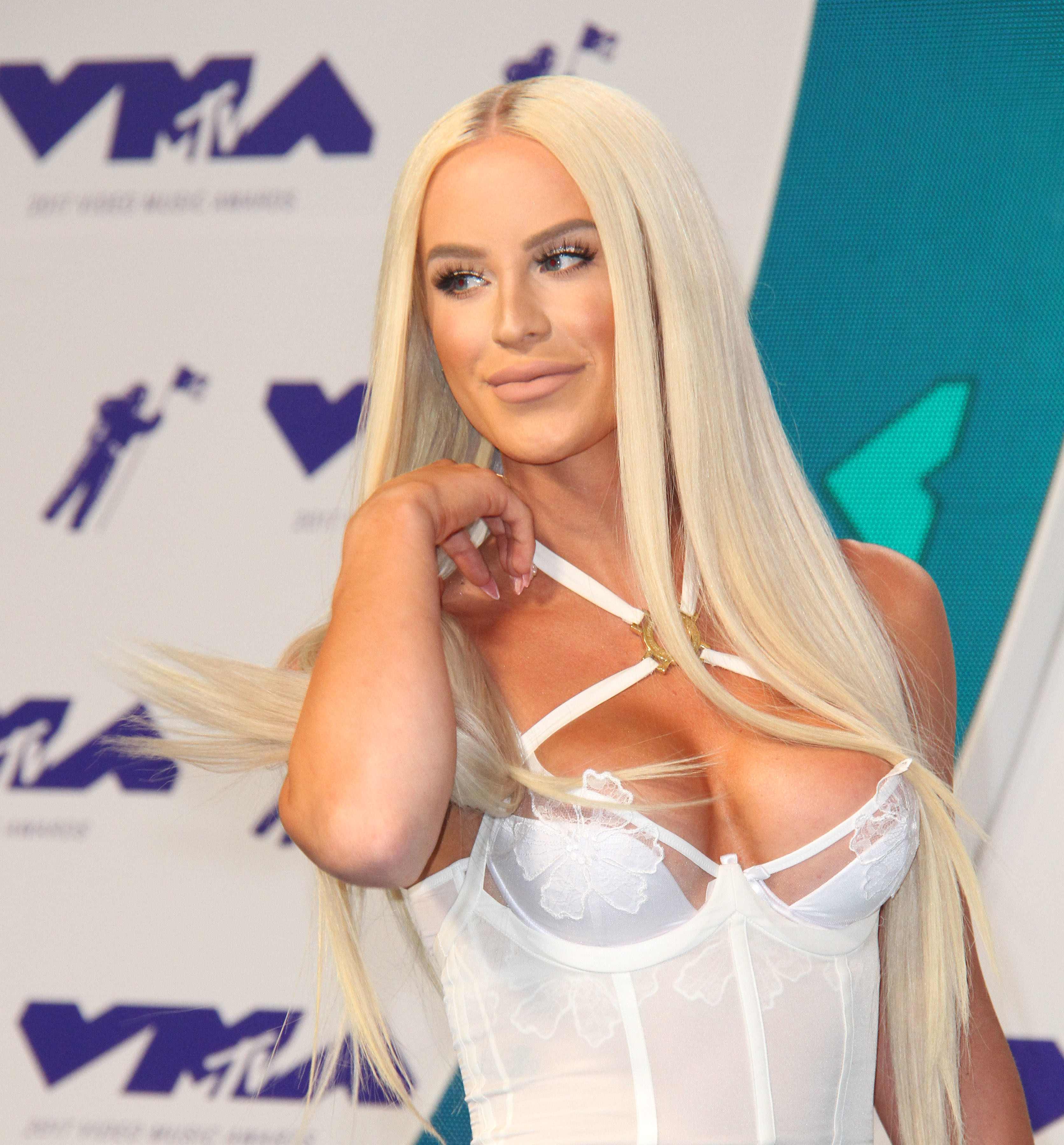 MTV Video Music Awards (VMA) 2017 Arrivals held at the Forum in Inglewood, California.  Featuring: Gigi Gorgeous Where: Los Angeles, California, United States When: 26 Aug 2017 Credit: Adriana M. Barraza/WENN.com