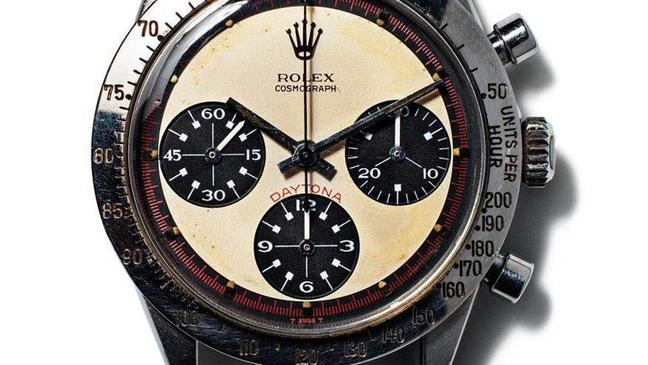Paul Newman's Rolex recently sold for a whopping $17.8 million