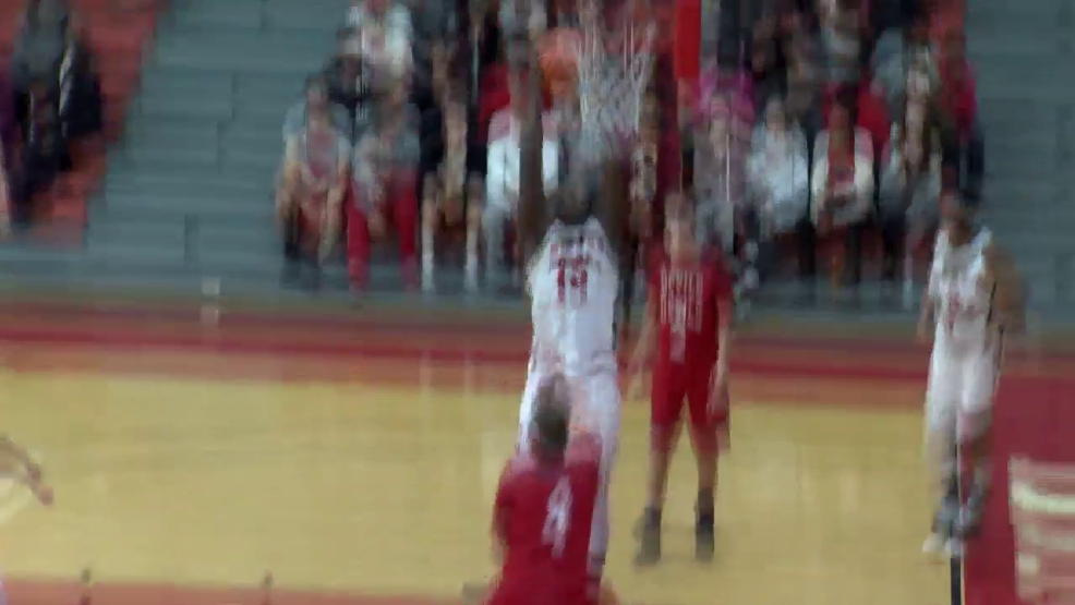 2.28.17 Video- St. Clairsville vs. Steubenville- high school boys basketball
