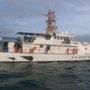 Coast Guard shows off newest vessel at Fort Macon
