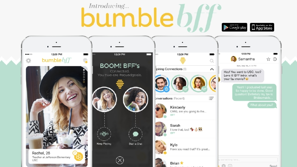 25 Thoughts I Had Trying Out Bumble BFF | Seattle Refined