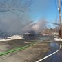 Fire destroys Johnston business around for over 50 years