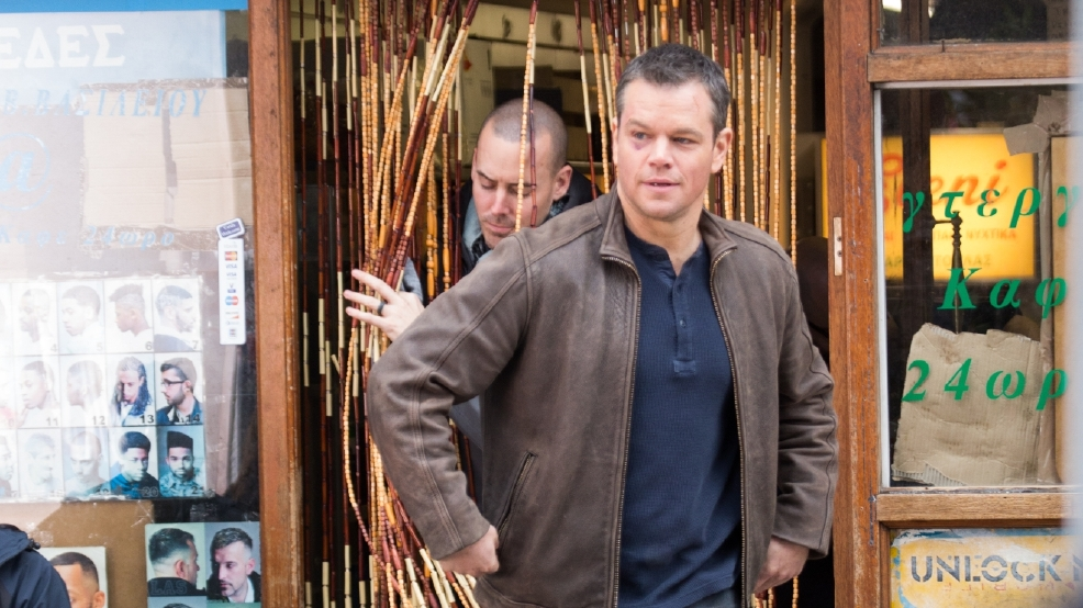 Matt Damon is Bourne again in new trailer for 'Jason Bourne'