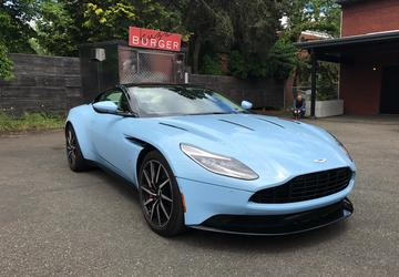 2017 Aston Martin DB11: A first look at a rare delight