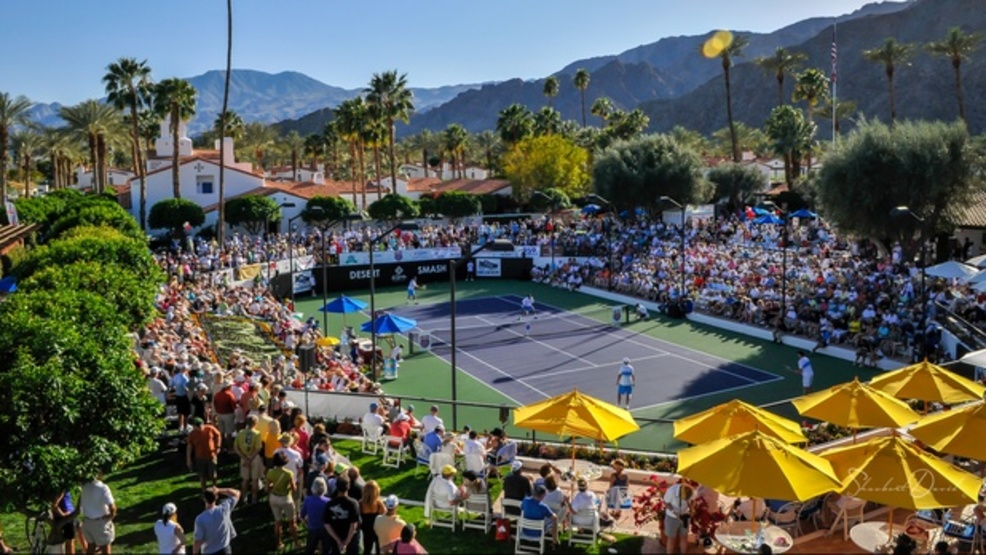 The world-renowned La Quinta Resort & Club in La Quinta, California is consistently ranked one of the best tennis resorts in the United States. (Shoubert David)