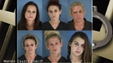 Sheriff: 2 sisters busted in prostitution ring were unaware of each other's activities