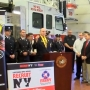 Firehouses across NYS open to public this weekend