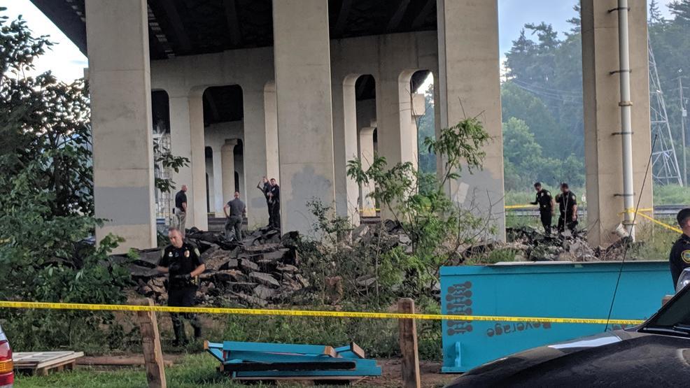 BREAKING: Body found under Meadow Road bridge in Asheville