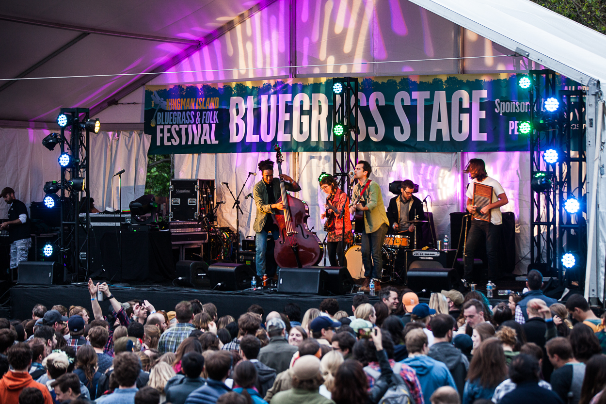 Sunday: Spend your#SundayFunday at Atlas Brew Works drinking for a good cause and getting a musical preview of what's to come in June at the Kingman Island Bluegrass and Folk Festival.{ } (Image: Jay Snap/ DC Refined)