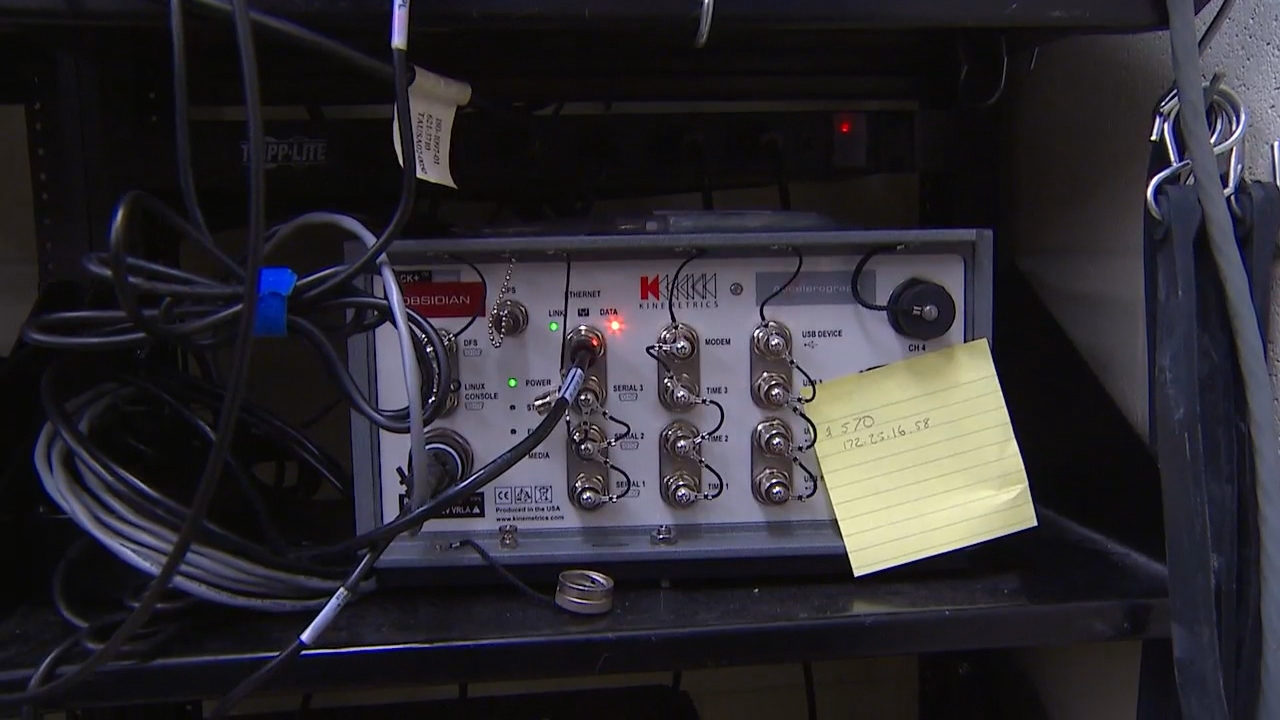West Coast earthquake warning system becomes operational (KOMO Photo){ }