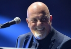 Billy Joel performs live in concert at the American Airlines Arena in Miami Jan. 31, 2015.