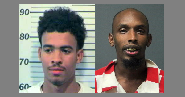 (IMAGE: WPMI) Three arrested for Atmore home invasion murder - Deion Booth (L) and Darryl Octavius Brown (R) - The third suspect is a minor.<p></p>