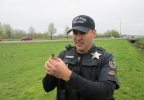 Troopers rescue ducklings from drain - Oregon State Police photo 2.jpg