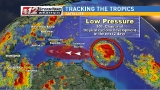 Tropical wave heading toward Caribbean likely to become Tropical Storm