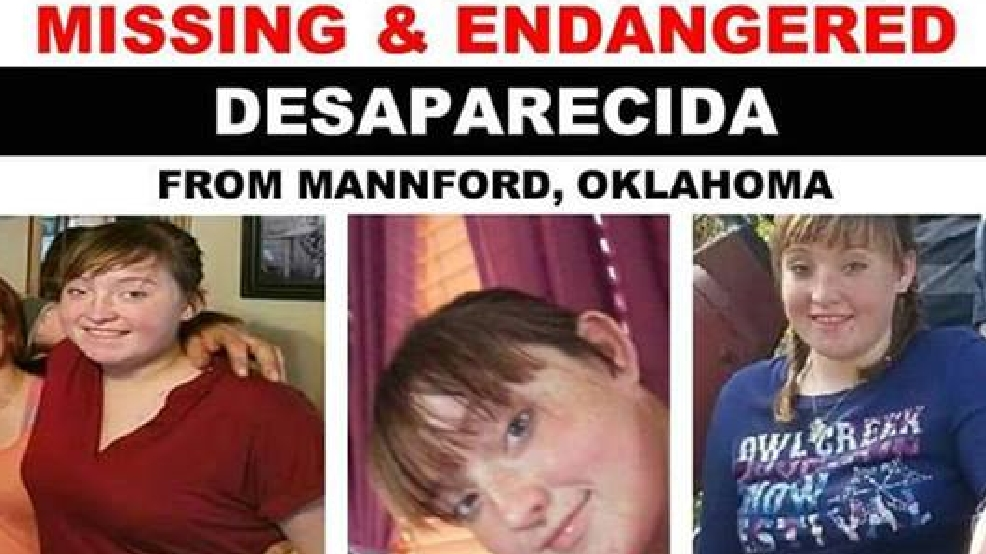 Parents, police search for missing, endangered Mannford teen
